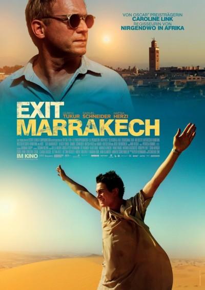 Exit Marrakech - Plakat