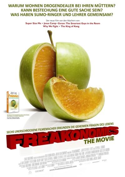 Freakonomics - Plakat 4
