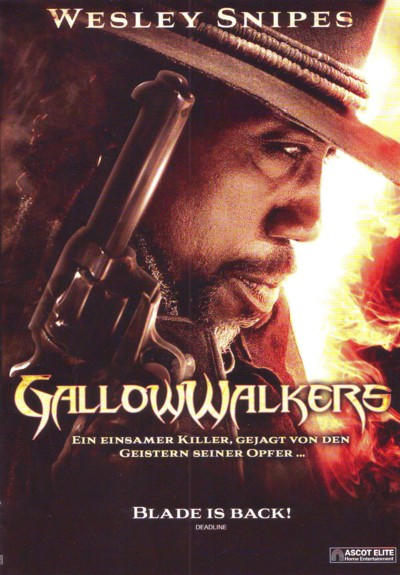 Gallowwalkers - DVD-Cover