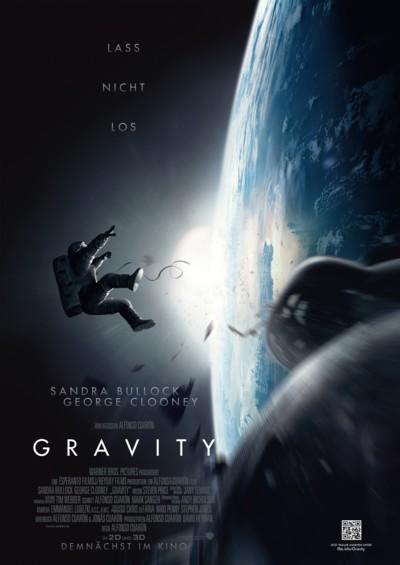 Gravity - Plakat