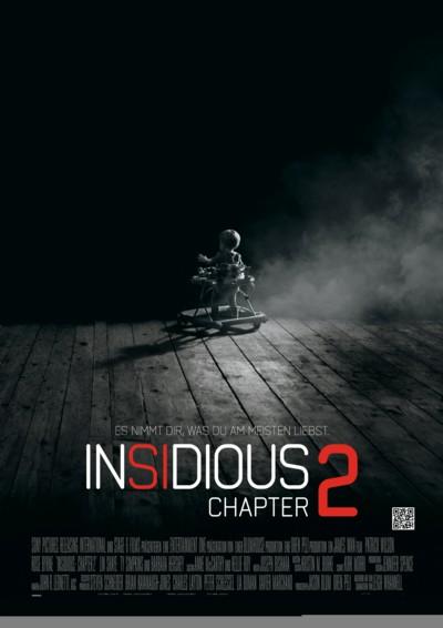 Insidious 2 - Plakat