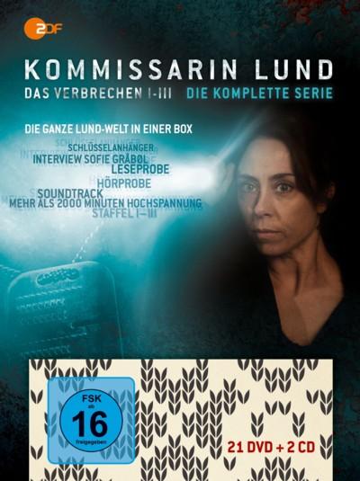 Kommissarin Lund - Die komplette Serie - 4