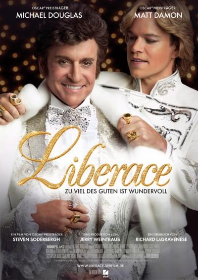 Liberace - Plakat