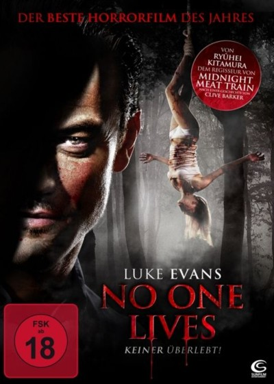 No one lives - DVD-Cover