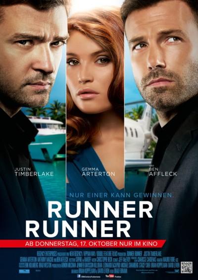 Runner Runner - Plakat
