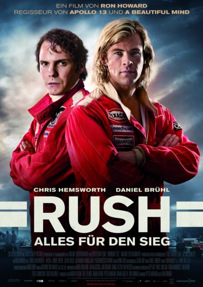 Rush - Plakat