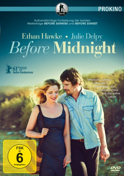 Before Midnight - DVD-Cover