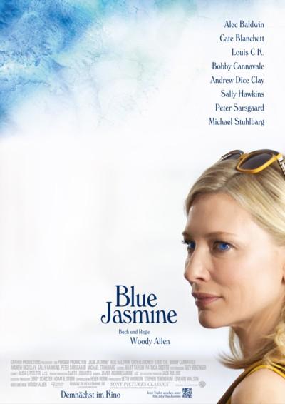 Blue Jasmine - Plakat