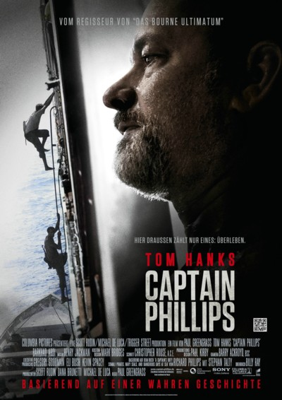Captain Phillips - Plakat