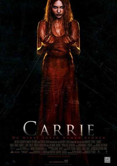 Carrie - Plakat