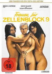 Frauen für Zellenblock 9 - DVD-Cover