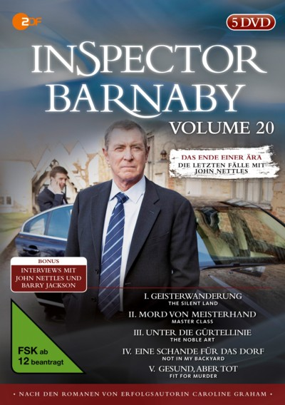Inspector Barnaby Wiki