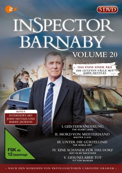 Inspector Barnaby - Volume 20 vorläufig