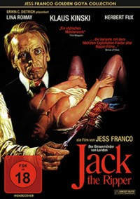 Jack the Ripper - DVD-Cover