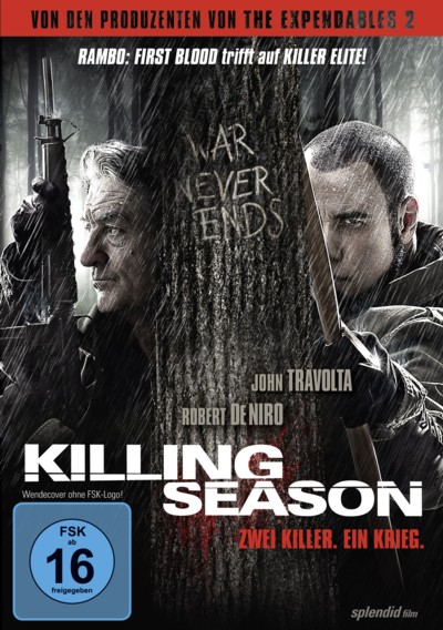 Killing Season - DVD-Cover - 4