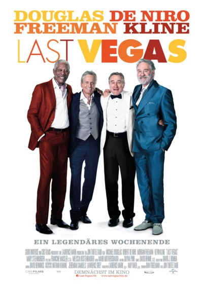 Last Vegas - Plakat