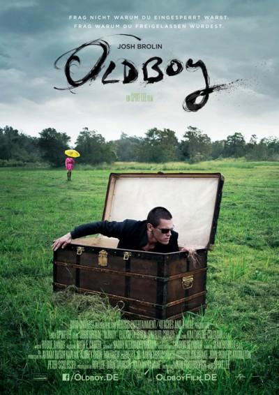 Oldboy - Plakat 2013