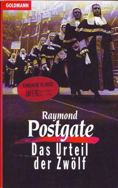 Postgate - Das Urteil der Zwölf