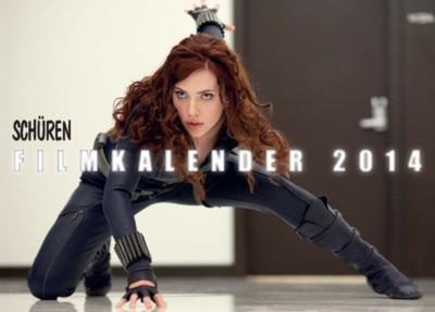 Schüren Filmkalender 2014 - 4q