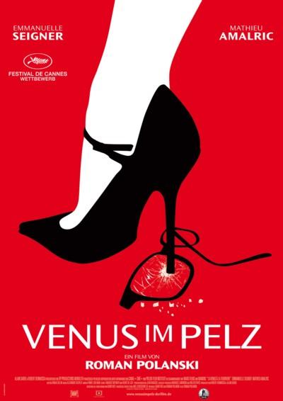 Venus im Pelz - Plakat