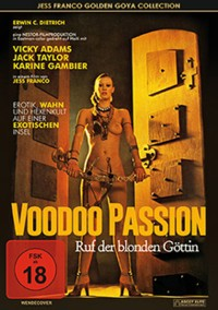 Voodoo Passion - DVD-Cover
