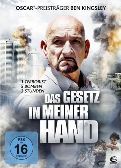 Das Gesetz in meiner Hand - DVD-Cover