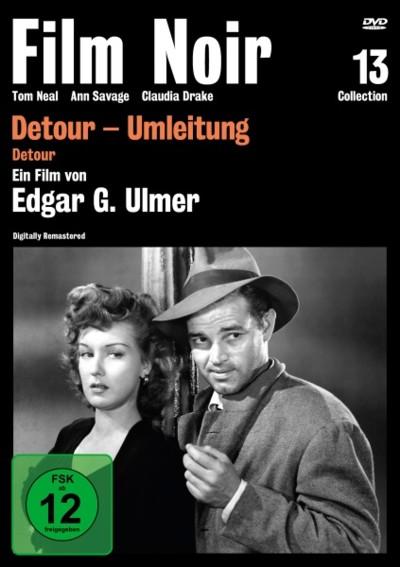 Detour - Umleitung - DVD-Cover