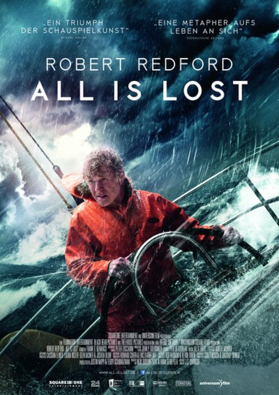 All is lost - Plakat