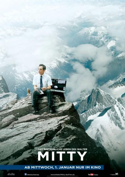 Das erstaunliche Leben des Walter Mitty - Berg