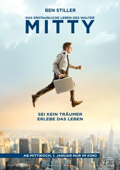Das erstaunliche Leben des Walter Mitty - Plakat