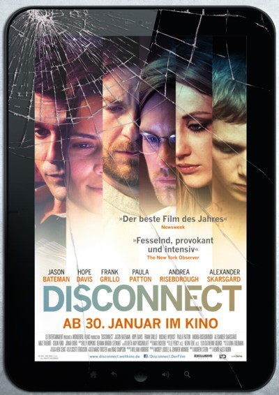 Disconnect - Plakat