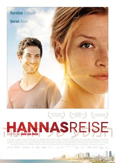 Hannas Reise - Plakat