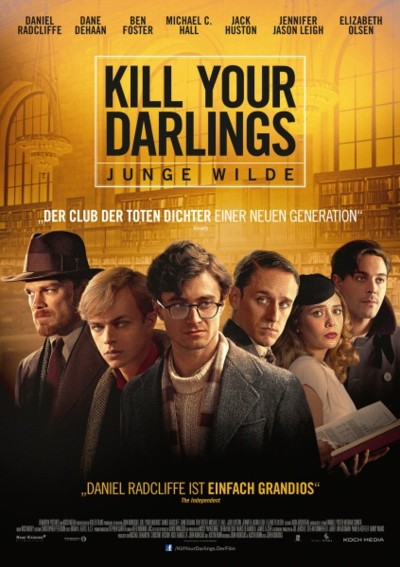 Kill your Darlings - Plakat