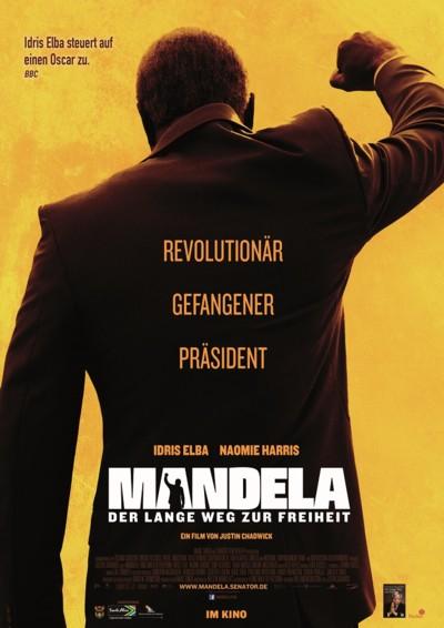 Mandela - Plakat