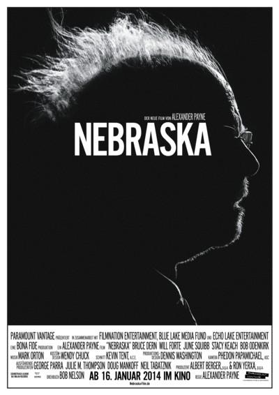 Nebraska - Plakat