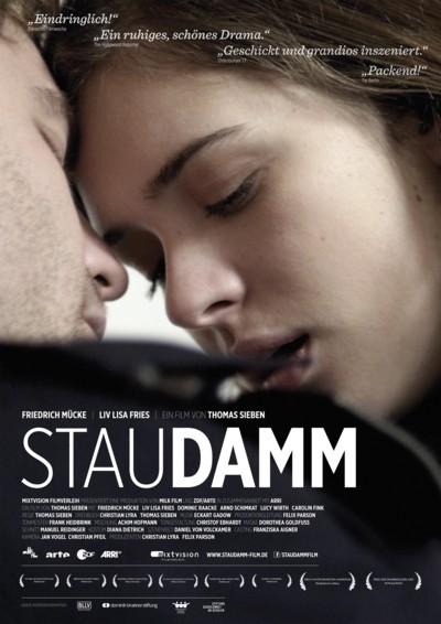 Staudamm - Plakat