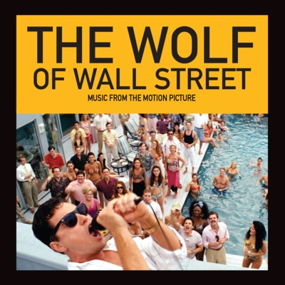 The Wolf of Wall Street - CD