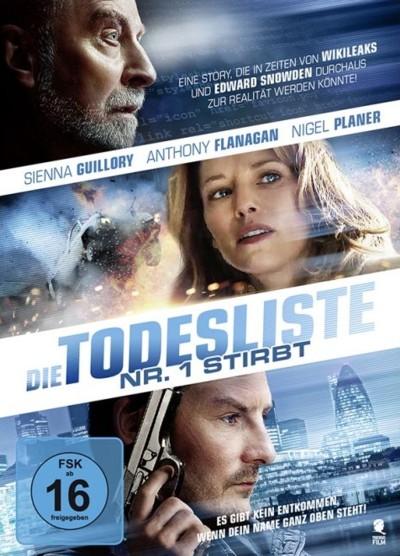 Die Todesliste - DVD-Cover