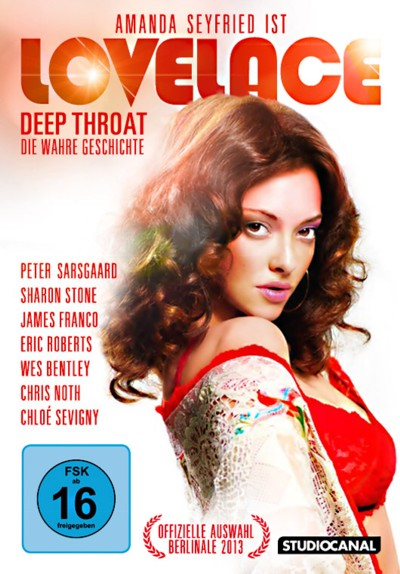 Lovelace - DVD-Cover