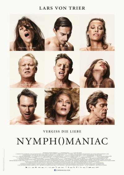 Nymphomaniac 1 - Plakat