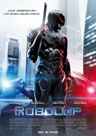 Robocop - Plakat