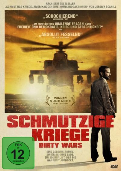 Schmutzige Kriege - DVD-Cover - 4