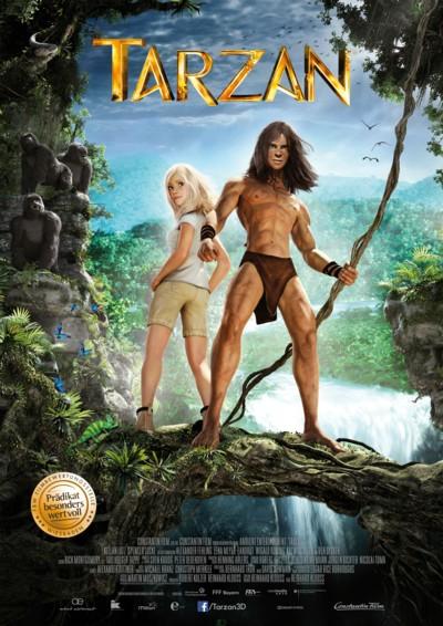 Tarzan - Plakat