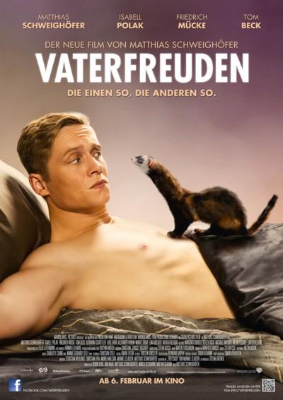 Vaterfreuden - Plakat