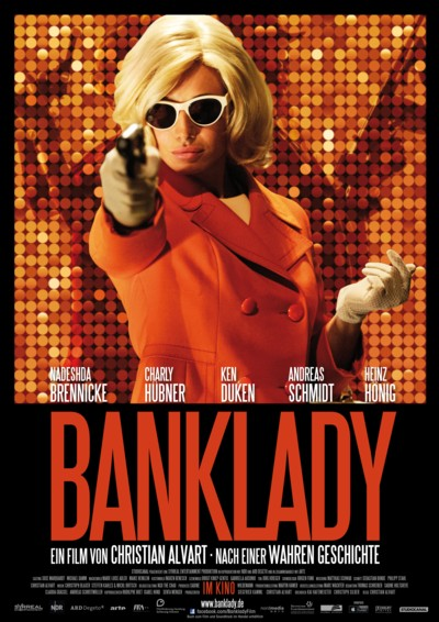 Banklady - Plakat
