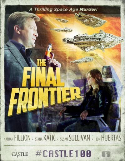 Castle - The Final Frontier - 100