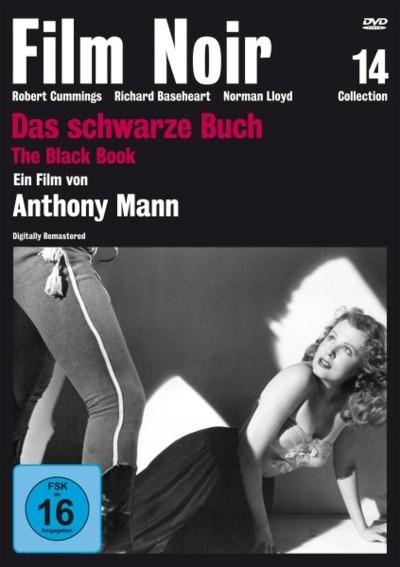 Das schwarze Buch - DVD-Cover