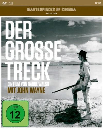 Der große Treck - Blu-ray-Cover