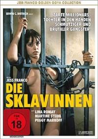 Die Sklavinnen - DVD-Cover