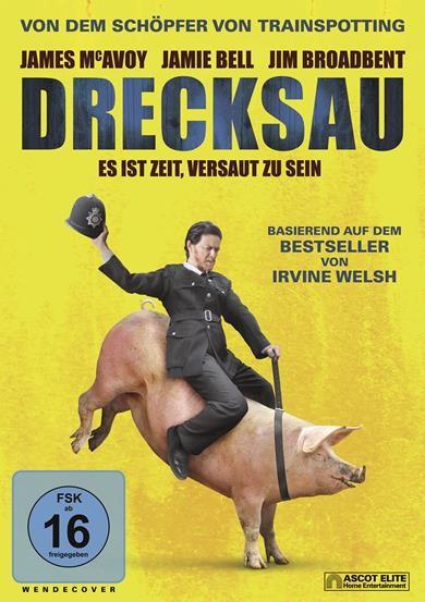 Drecksau - DVD-Cover